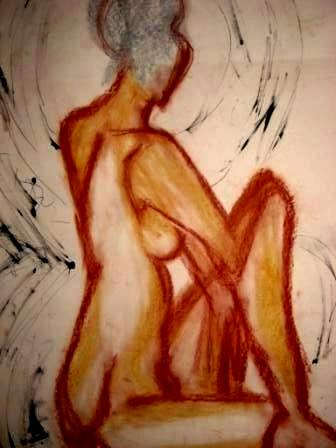 reflective-nude